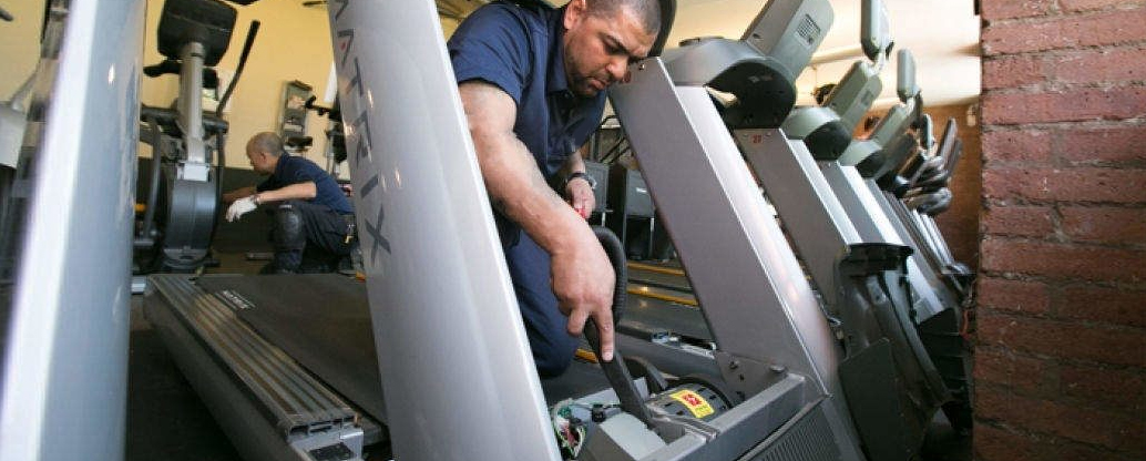 treadmill repair service